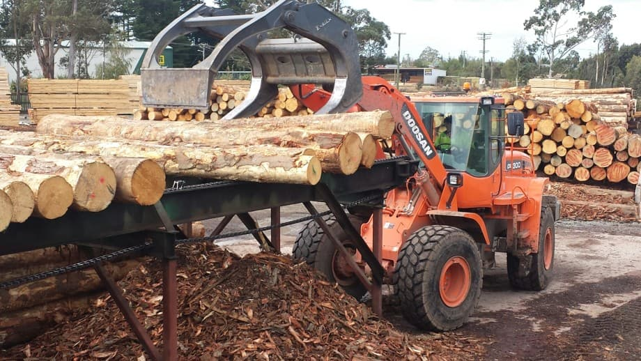 Mitchel Bros - Sawmilling & Timber                 Processing Company
